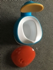 儿童用座便器模具和产品2