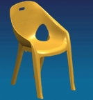 Chair Mould 25